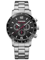 Wenger 11843103 Roadster Black Night