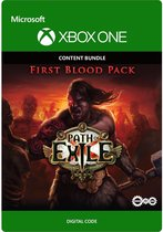 Path of Exile: First Blood Pack - Xbox One Download
