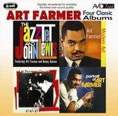 Four Classic Albums (Portrait Of Art Farmer / Mode