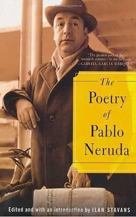 Boek cover The Poetry of Pablo Neruda van Pablo Neruda (Onbekend)