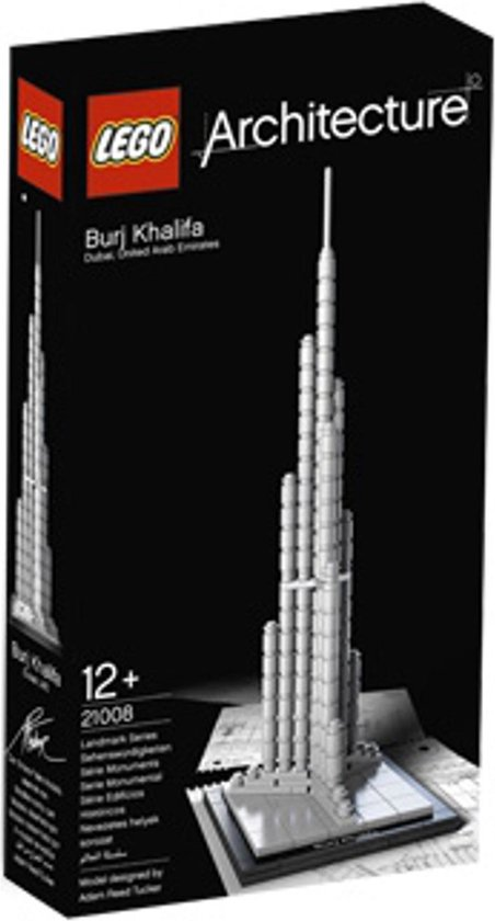 LEGO Architecture Burj Khalifa - 21008