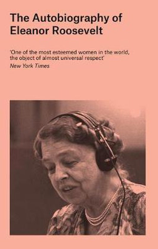 Boek cover The Autobiography of Eleanor Roosevelt van Eleanor Roosevelt (Paperback)