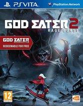 God Eater 2: Rage Burst - PS Vita