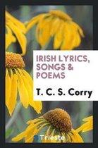 Irish Lyrics, Songs & Poems