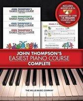 John Thompson's Easiest Piano Course Box Set