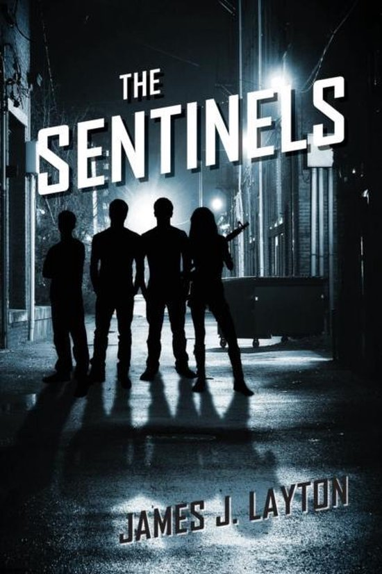 Omslag van The Sentinels
