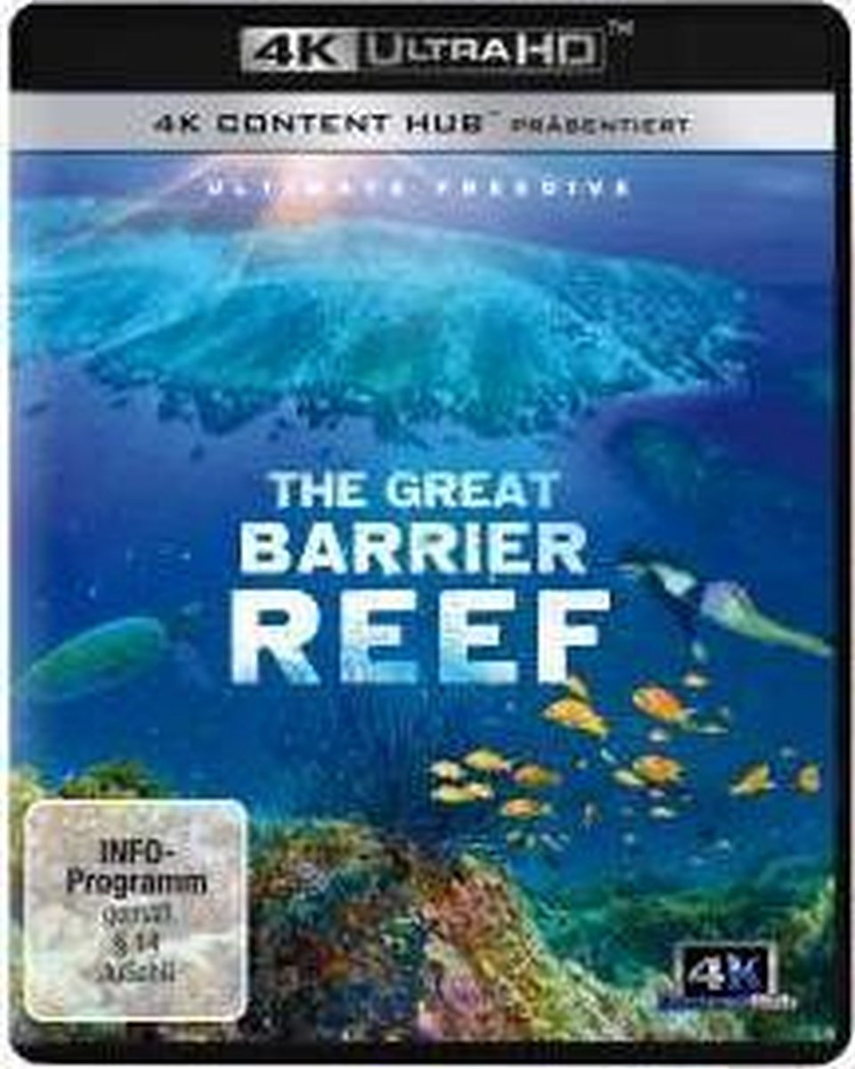The Great Barrier Reef/DVD-