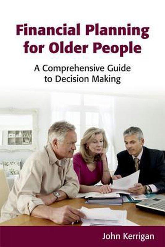 Afbeelding van Financial Planning for Older People