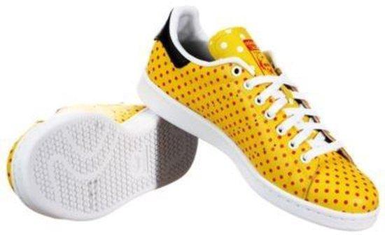 bol.com | Adidas Sneakers Stan Smith Unisex Geel Maat 43 1/3