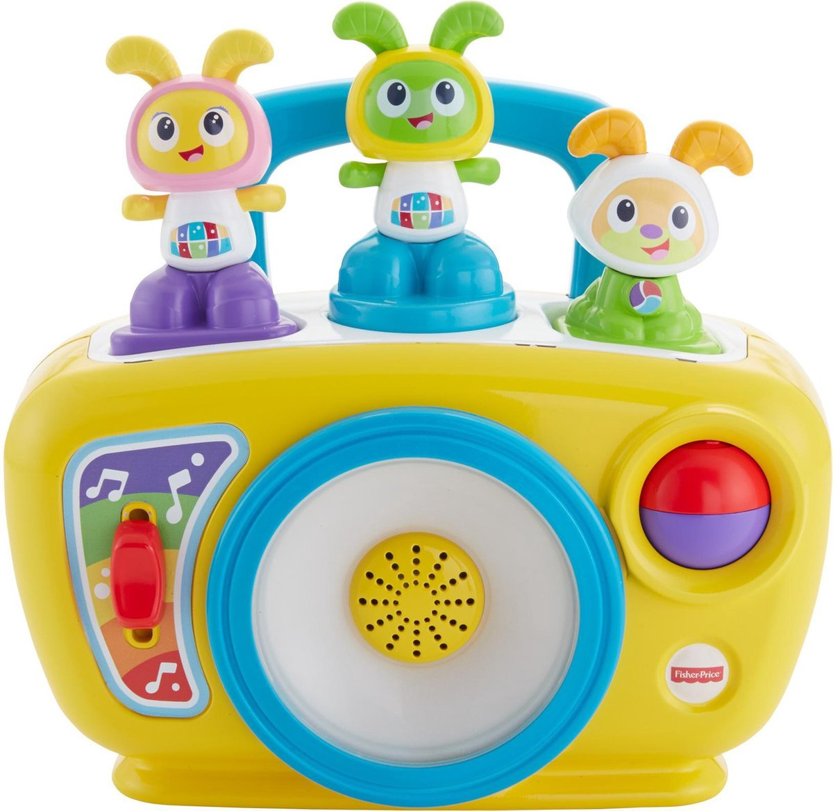 Fisher-Price Bright Beats BeatBo Boogie Boombox