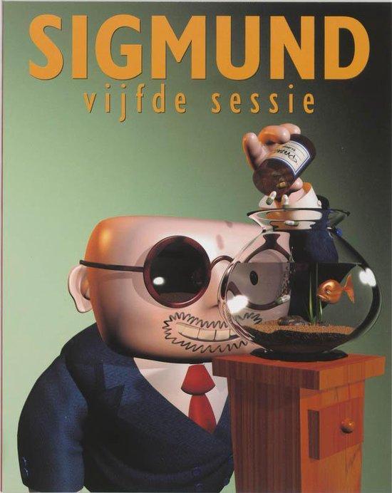 Sigmund vijfde sessie - Peter de Wit  