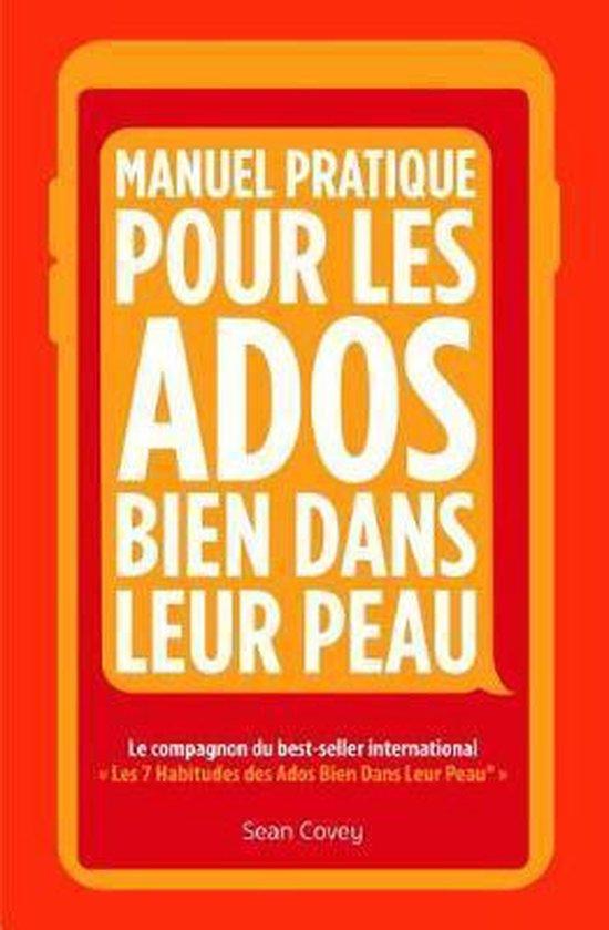 Afbeelding van Manuel Pratique Pour Les Ados Bien Dans Leur Peau