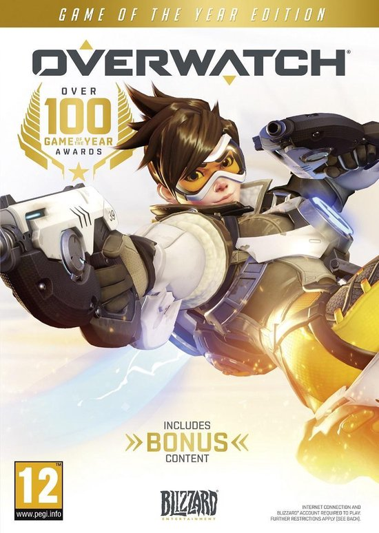 Overwatch - Game of The Year Edition - Windows - Blizzard