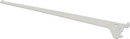 Duraline F-drager wit 30 cm