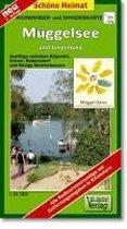 Radwander- und Wanderkarte Müggelsee und Umgebung 1 : 35 000