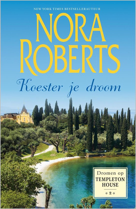 Koester je droom - Nora Roberts |