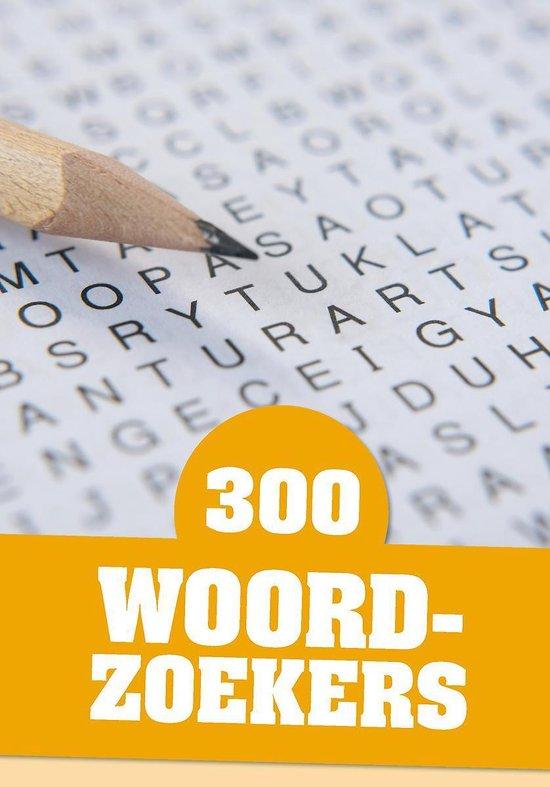 300 Woordzoekers - Allerlei |