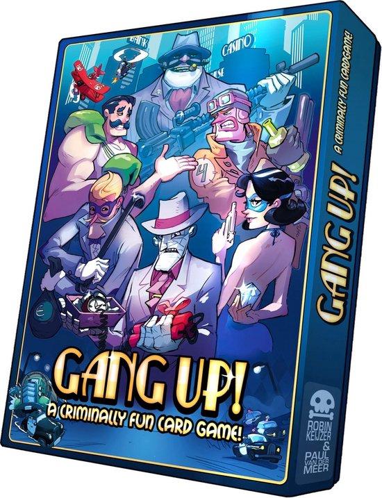 Gang-Up! - Criminally Fun - kaartspel