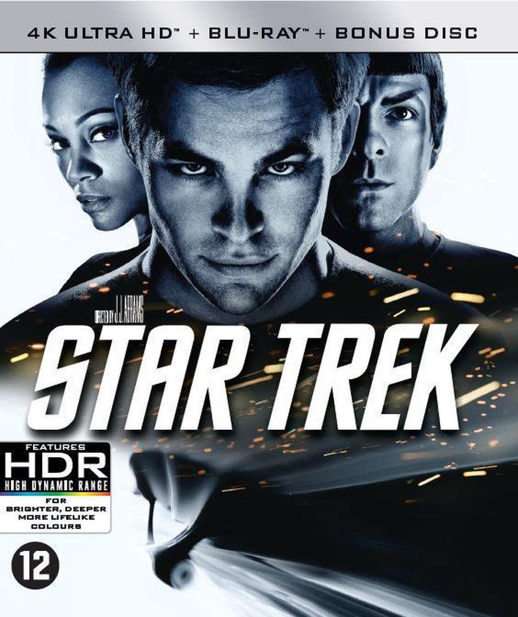 Star Trek (2009) (4K Ultra HD Blu-ray)-