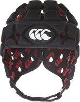 Canterbury Ventilator Headguard  Helm - Unisex - zwart/wit/rood