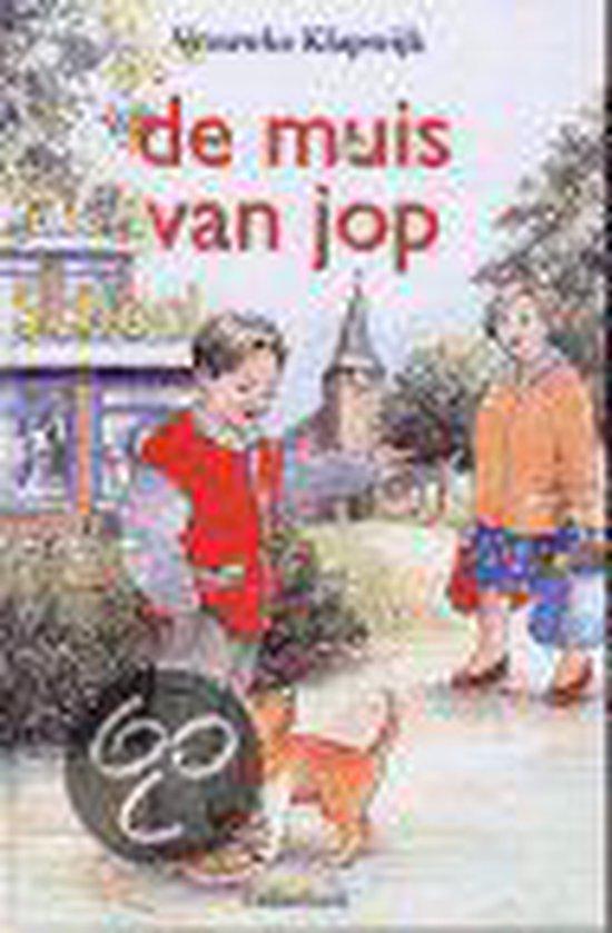 Cover van het boek 'De muis van Jop'