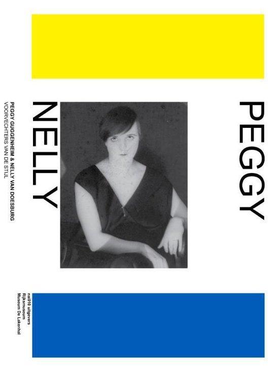 Peggy Guggenheim en Nelly van Doesburg - Doris Wintgens |