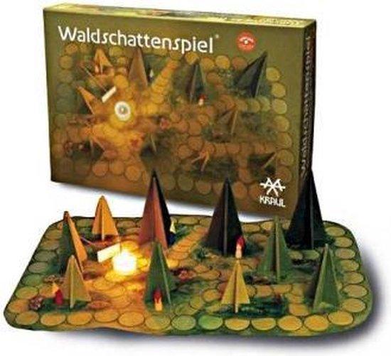 Bosschaduwenspel - Luxe Sprookjeseditie