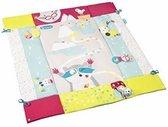 Badabulle B054001 babyspeelrek en -mat Babyspeelmat Polyester, EVA (Ethyleen-vinyl-acetaat), Schuim Multi kleuren