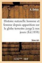 Histoire naturelle de l'homme et de la femme 3e edition