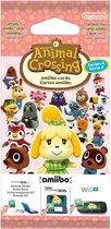 Nintendo Amiibo speelkaarten - 3 pack Animal Crossing