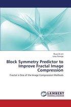 Block Symmetry Predictor to Improve Fractal Image Compression