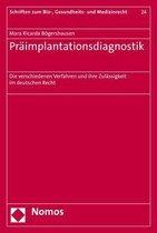 Praimplantationsdiagnostik