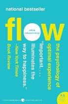 Boek cover Flow van Mihaly Csikszentmihalyi (Paperback)