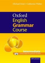 Omslag Oxford English Grammar Course Intermediate Student Book Withkey Pack