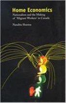 Boek cover Home Economics van Nandita Sharma
