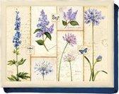 Laptray / Schoottafel / schootdienblad Etude de Fleur - 43.8 x 33.8 x 5.5 cm