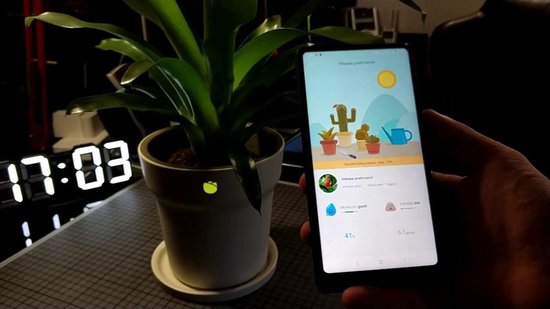Xiaomi HHCC Flora Smart Pot - bloempot met app