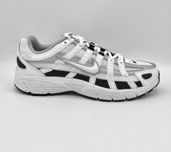 Nike P-6000 - Sail/White/Wolf Grey - Maat 47