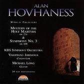 Hovhaness: Mystery of the Holy Martyrs; Symphony No. 3