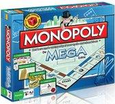 Afbeelding van Monopoly Mega - Bordspel speelgoed