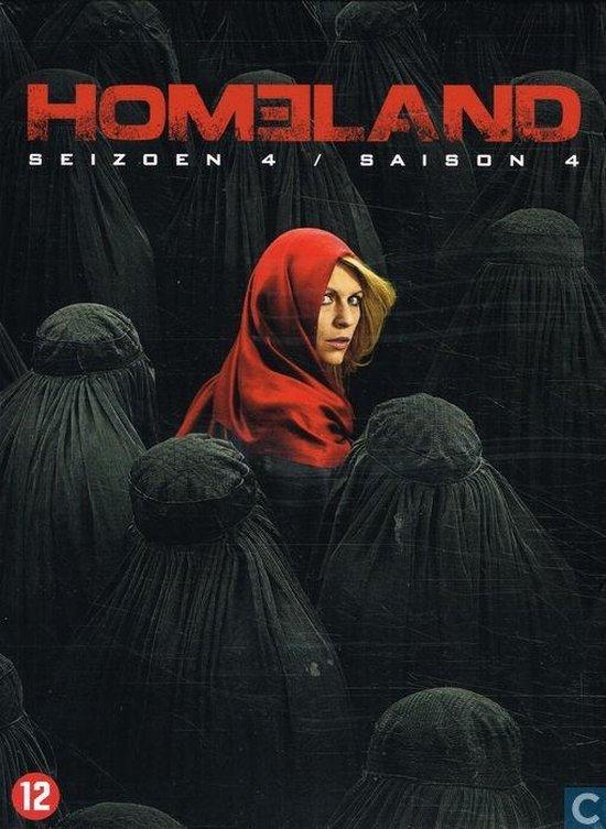 Homeland - Seizoen 4 - Tv Series