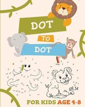Dot to Dot for Kids Age 4-8