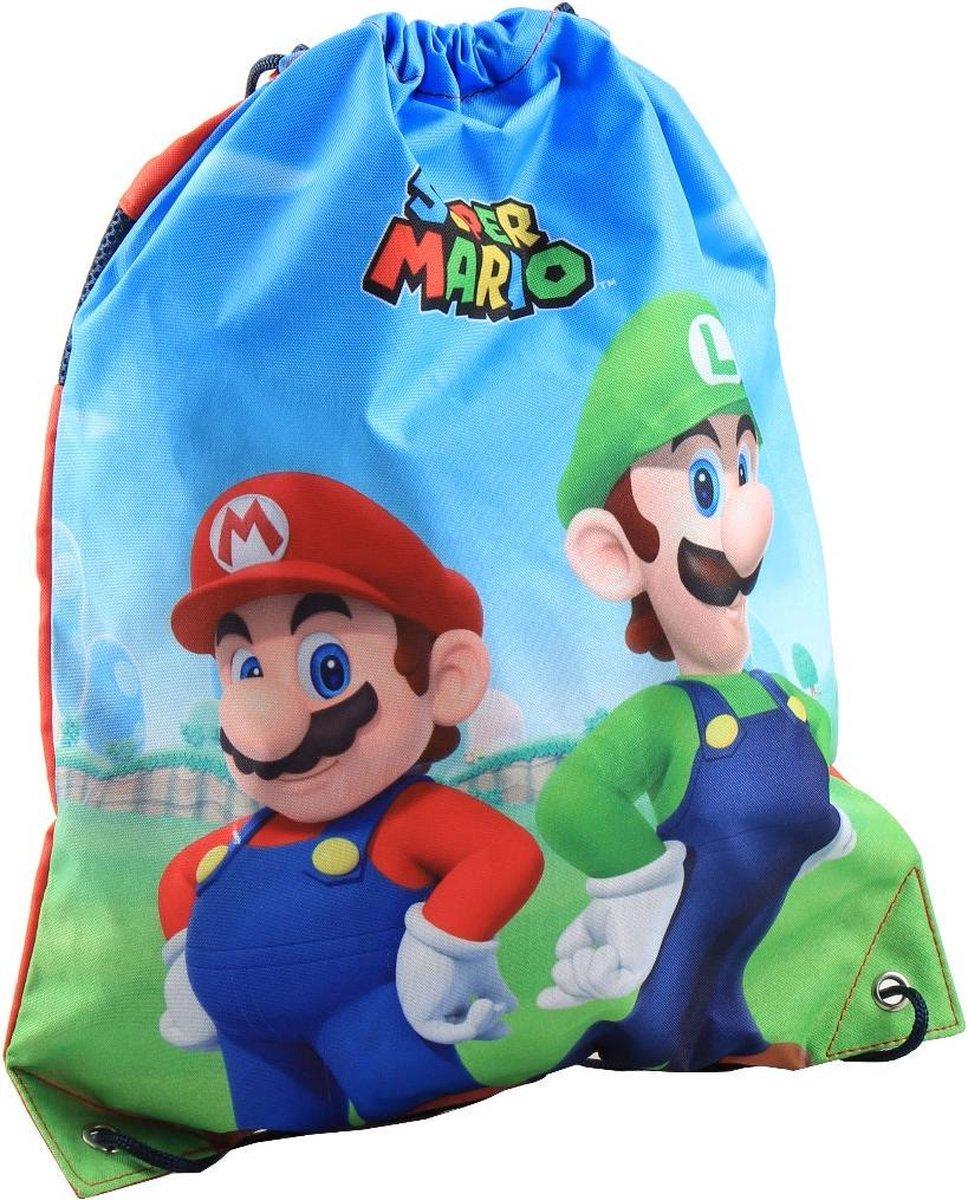 Super Mario - Gymzak  (32x41cm)