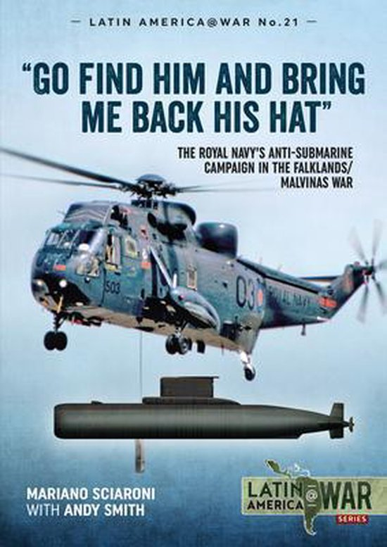 Boek cover Go Find Him and Bring Me Back His Hat van Mariano Sciaroni (Paperback)