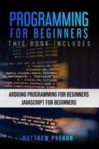 Programming for Beginners: 2 Books in 1