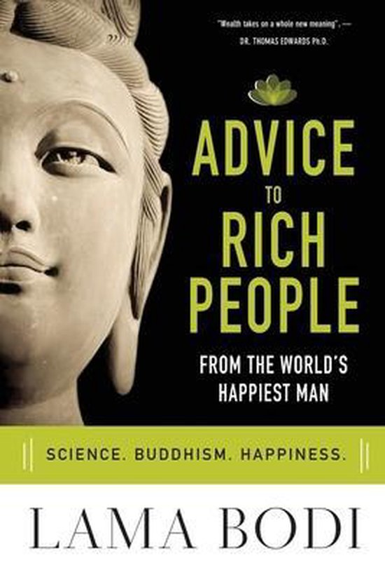 Advice to Rich People from the World's Happiest Man