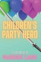 Children's Party Hero