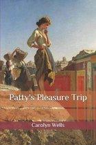 Omslag Patty's Pleasure Trip