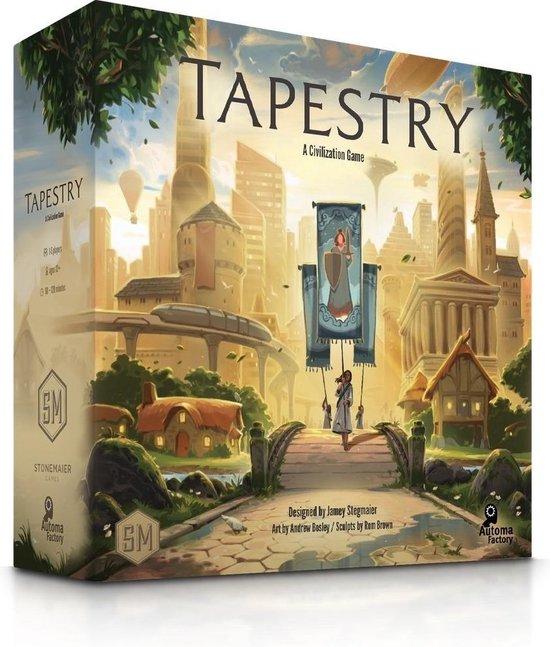 Stonemaier Games Gezelschapsspel Tapestry