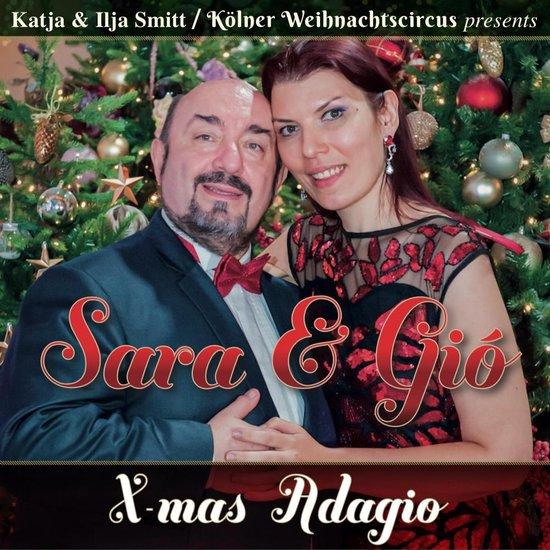 KERSTMUZIEK CD/X-mas Adagio